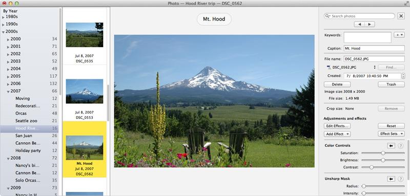 Growly Photo for Mac OS X 2.1.2 full